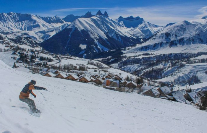Skiën in Saint jean d'arves